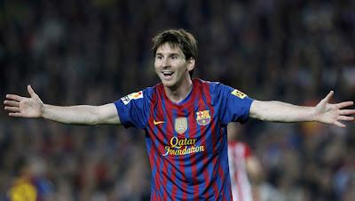 Messi batendo records e Barça impondo sempre seu jogo