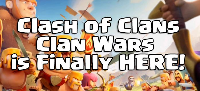 Apa Itu CLAN WARS di game Clash of Clans?