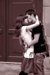 Besame , quiéreme , no me sueltes nunca