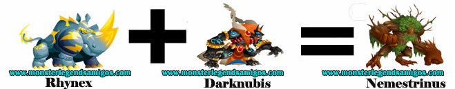 como obtener el monster nemestrinus en monster legends formula 1