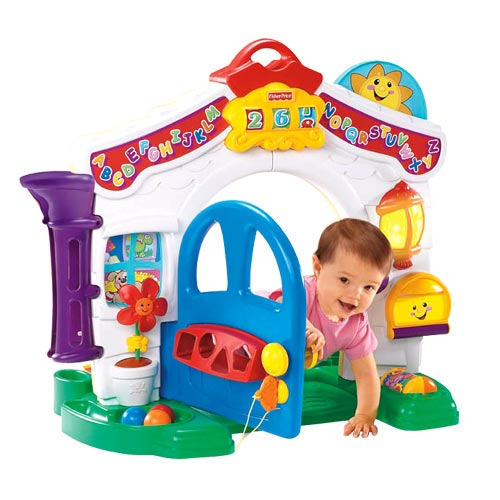Singapore Toy Rental Fisherprice Laugh &amp Learn Learning Home