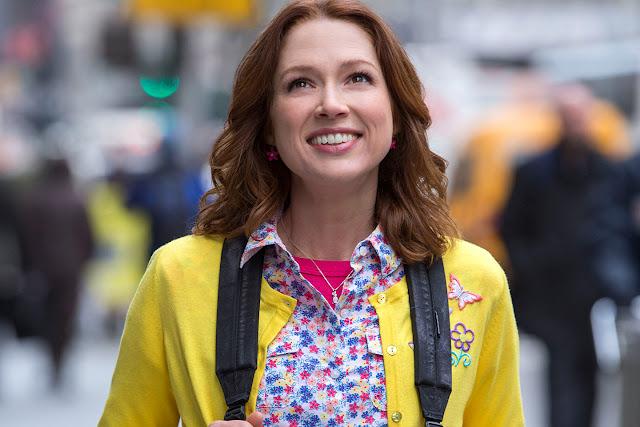 """Ellie Kemper in Tina Fey's """"Unbreakable Kimmy Schmidt"""""""