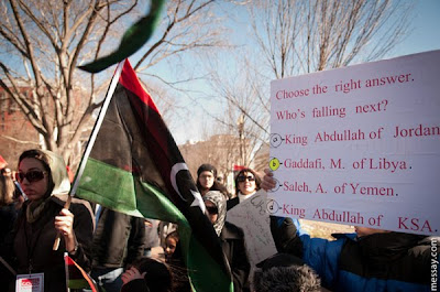 Best Libyan Protest Signs From Around The World