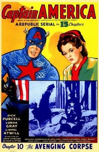 Captain America (1944 Serial)
