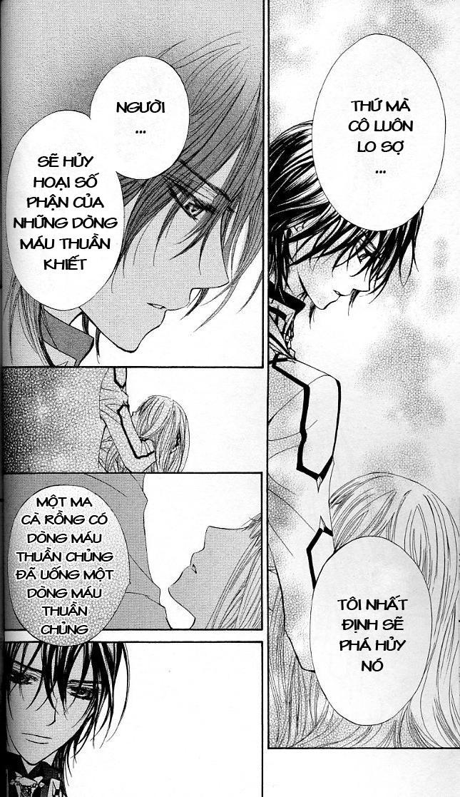 Vampire Knight Chapter 20 - Trang 27