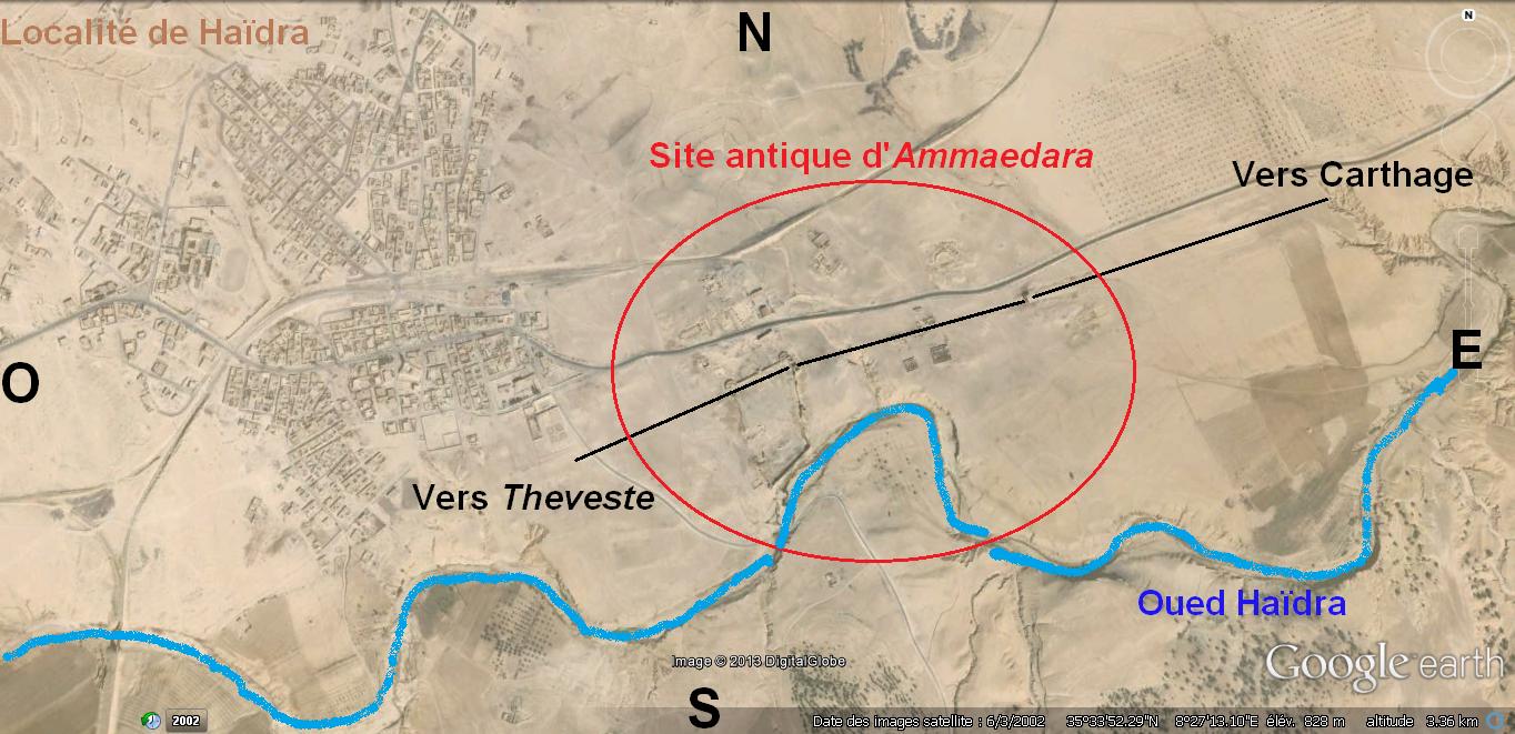 AMMAEDARA (HAÏDRA)