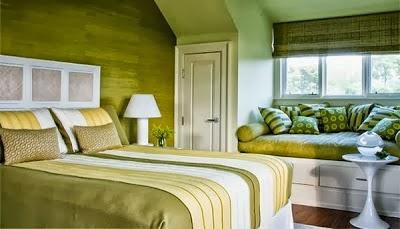 inspirasi desain interior kamar tidur modern dengan nuansa