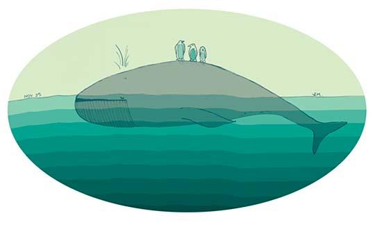 Ilustración de Luisa Méndez