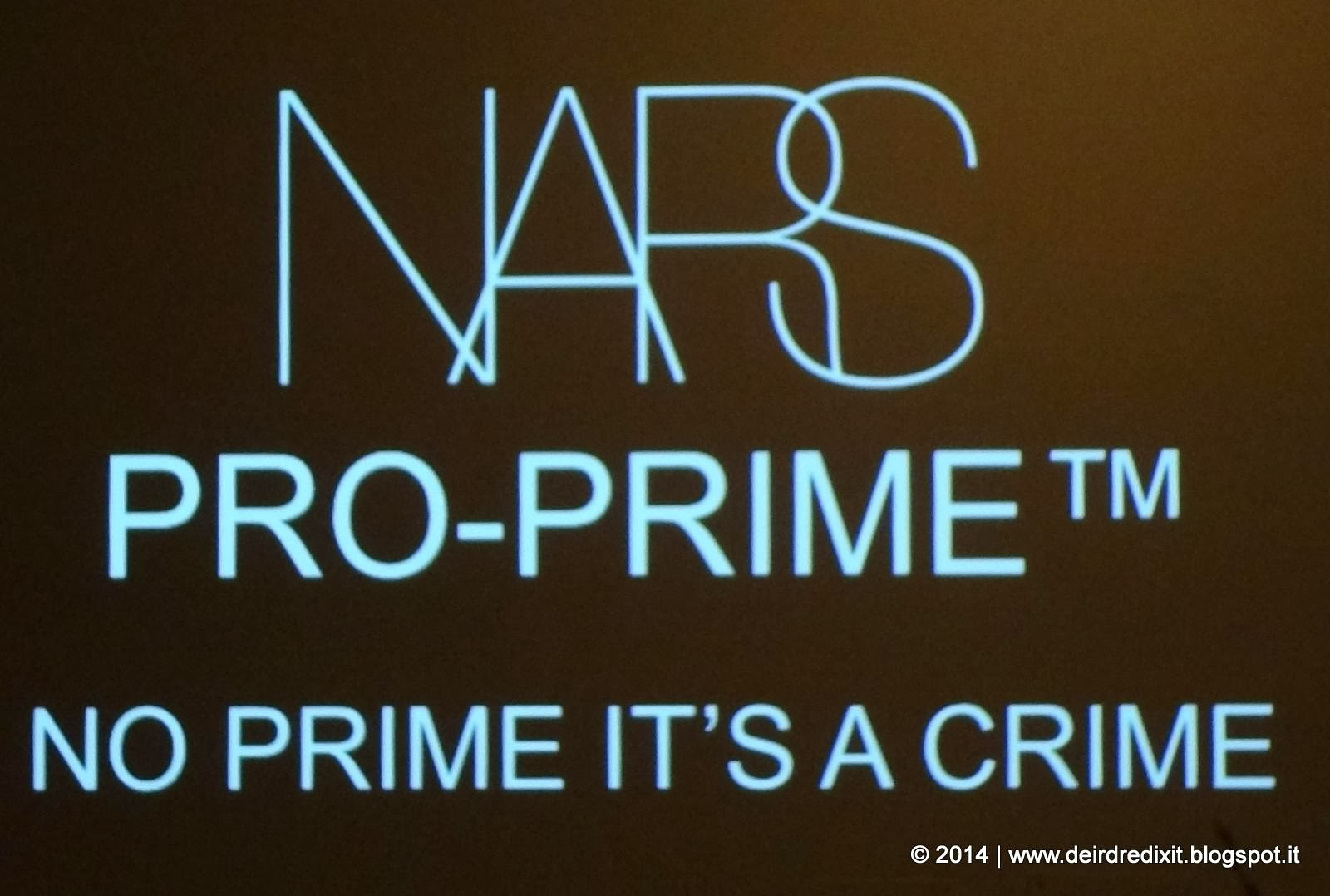 No prime it's a crime