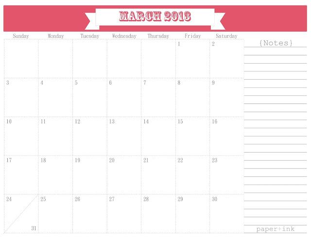 Full Page Printable Monthly Calendar 2013 | Calendar Template 2016