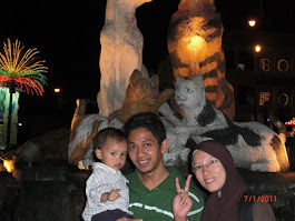 Kuching @ First Trip