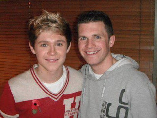 Niall Horan and his brother Greg