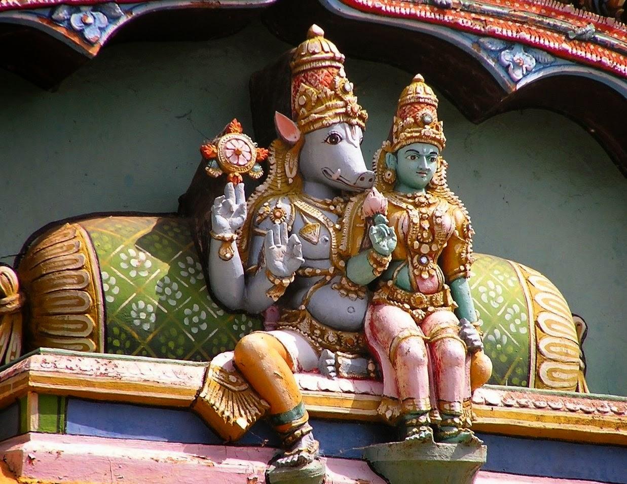 Sri Varaha swami