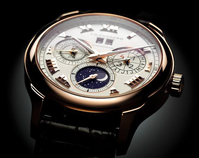 Nuevo reloj de Chopard- L.U.C LUNAR ONE- Fascinación Perpetua; Pre-Basel 2012