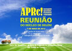 A APRe! em Belém