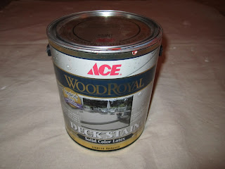 Ace Wood Royal Solid Color Latex Deck Stain Review | House Painting