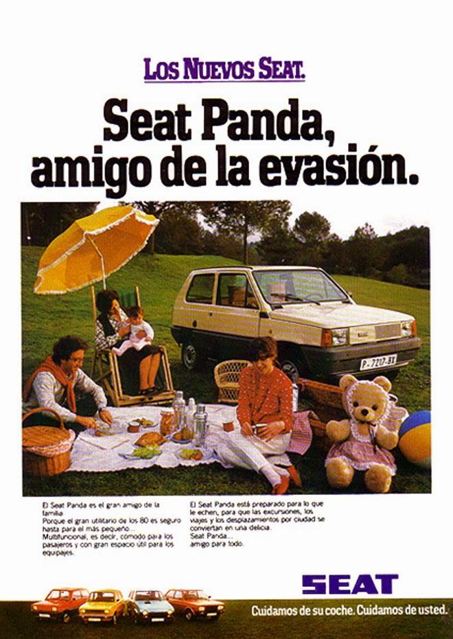 Publicidad creativa de los años 80