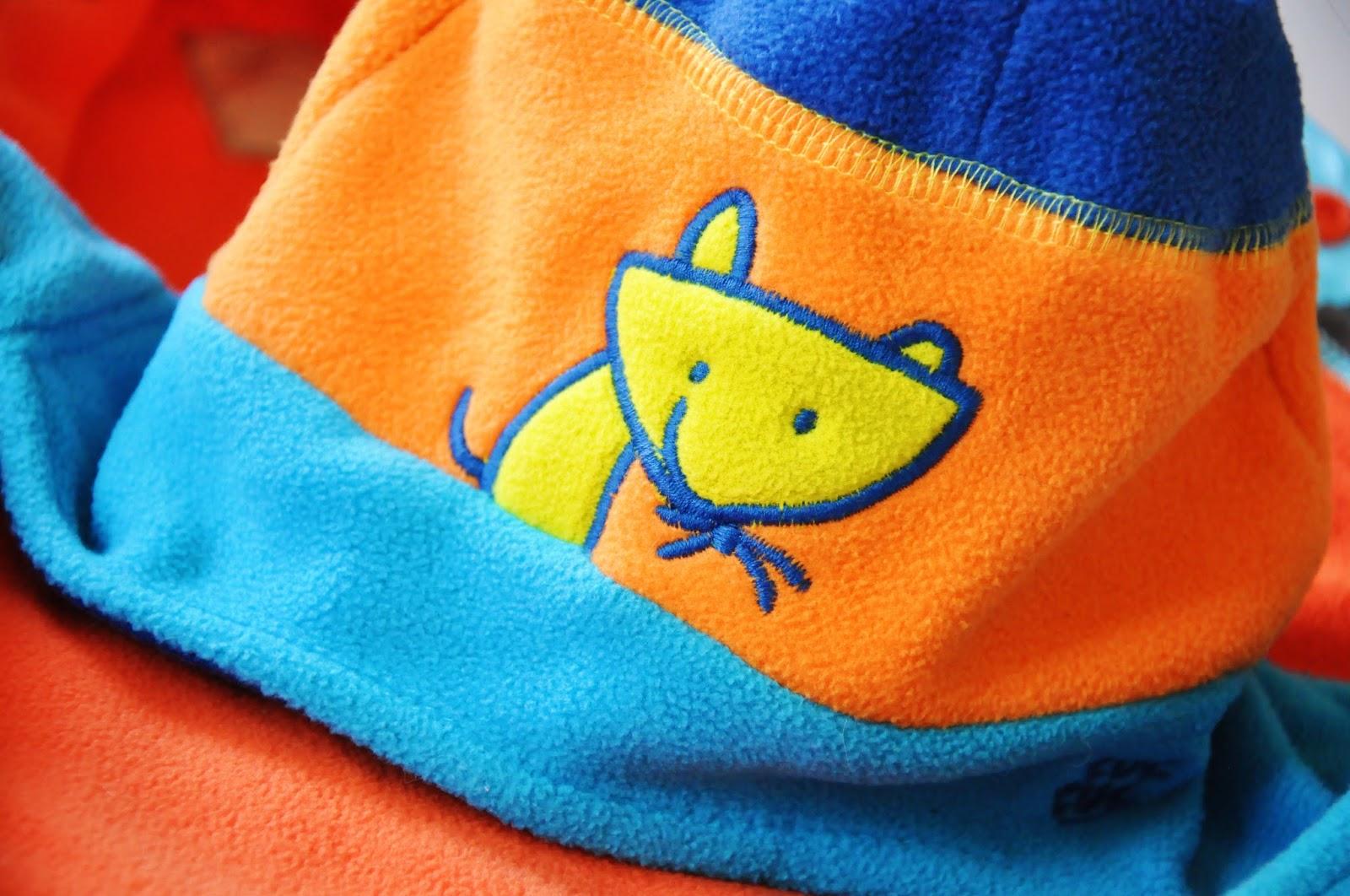 шапка и шарф tuc tuc