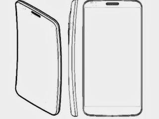 LG telah resmikan G Flex, phablet layar lengkung