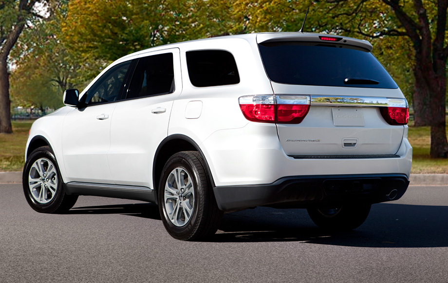 World's Beautiful Cars: Dodge Durango 2013 SUV Photos and Wallpapers