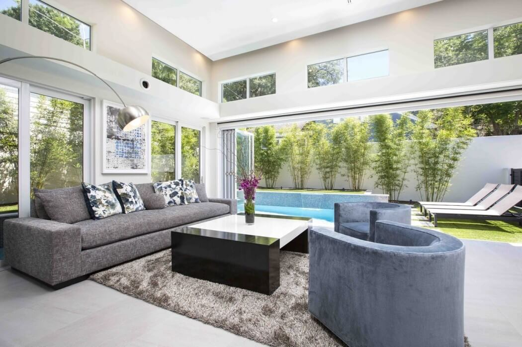 17 fotos de decoraci n de salones modernos para inspirarte for Decoracion para el salon de casa
