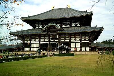 gambar wisata jepang kuil todaiji