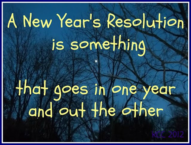 New Year's Resolution quotes and sayings for Facebook or Pinterest.
