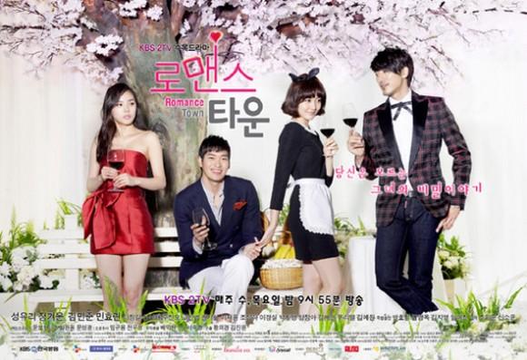 Info for Romance Town Romance%2BTown%2BPoster