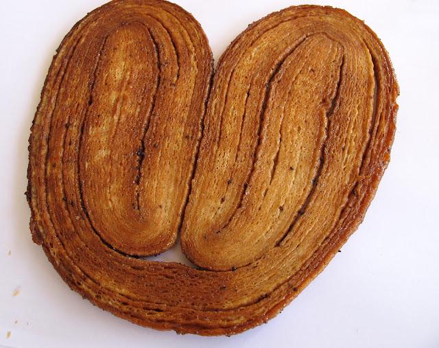 Pâtisserie Fauchon - Palmier