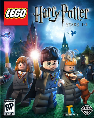LEGO Harry Potter: Years 1-4 PC Cover