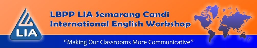 LIA International English Workshop