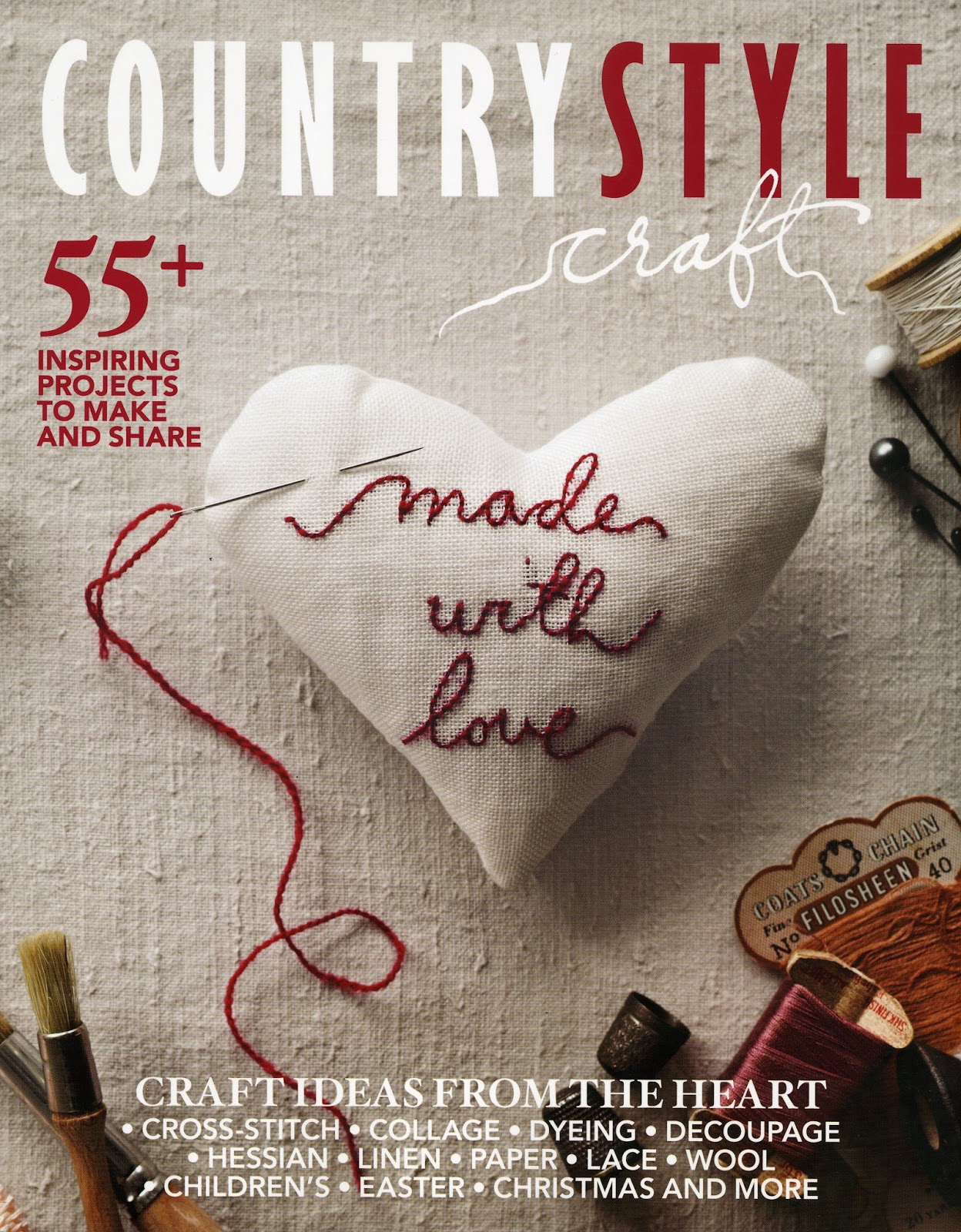 Nikki Gabriel Country Style Magazine Collaboration