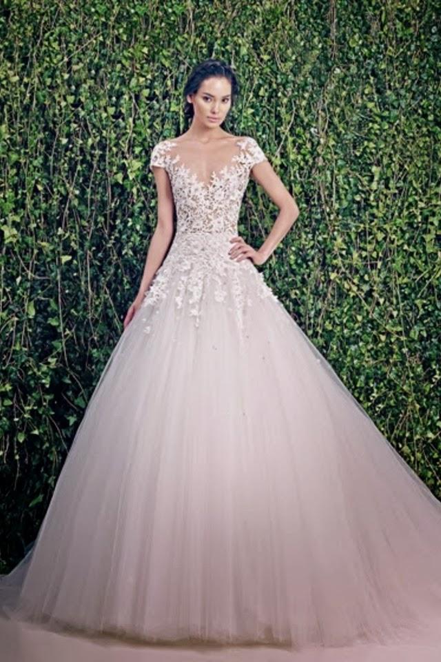 Vestido de novia Zuahir Murad