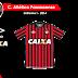Atlético Paranaense 2014 - Umbro