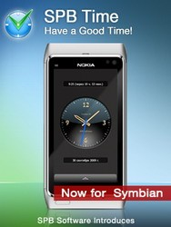 SPB Time for Symbian available for download