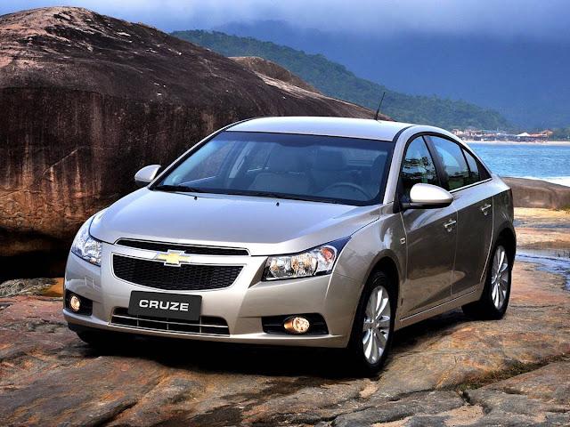 Chevrolet Cruze Sedan 2014