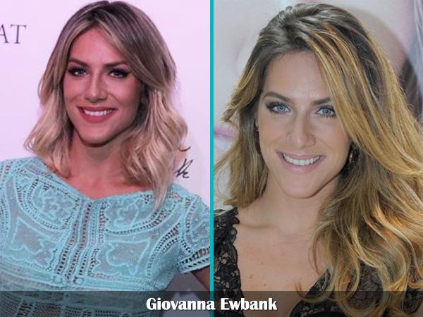 cabelo curto comprido famosas celebridades estilo giovanna ewbank