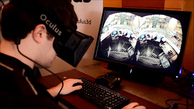 Oculus Rift Gameplay