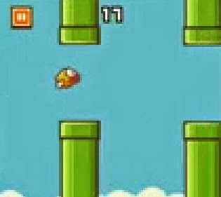 Flappy Bird High Score.