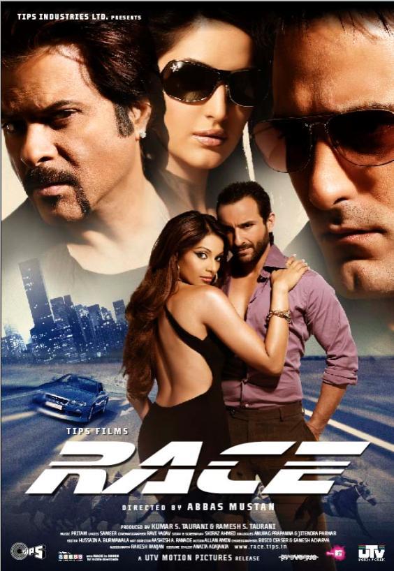 Race (2008) Hindi Indian