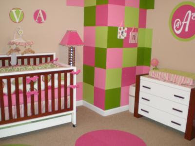 Baby Room Painting on Modern Baby Room Paint Colors