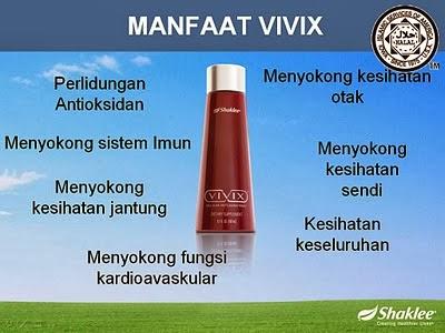 Vivix untuk kencing manis