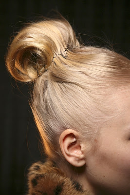 Fall/Winter 2011-2012 Hairstyle Trends-luca luca
