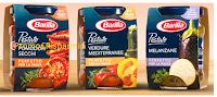 Logo Vinci i nuovi Pestati Barilla e pratici contenitori porta pranzo