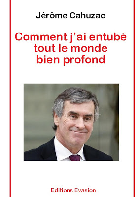 livre Jérôme Cahuzac