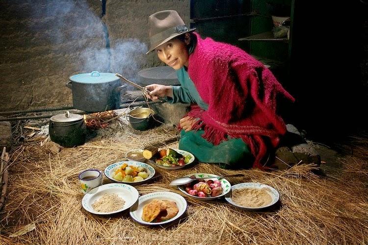 comidas alrededor del mundo ecuador