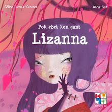 Livre Lizanna n'aime pas les bisous en breton (version imprimé relié)