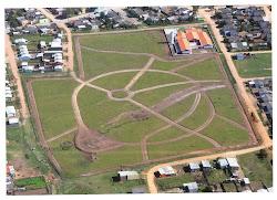 """MAPA: """"Parque Municipal de Recreação-Arroio Grande"""""""