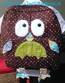 OWL BackPack (Made to Order)