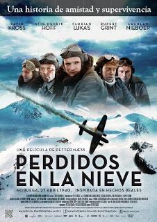 Perdidos en la Nieve (2012) Online Español Latino